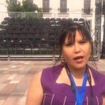 [VIDEO] Marcela Jiménez resume la estadía del Papa Francisco en La Moneda