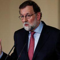 [VIDEO] Comenzó con el pie izquierdo el año: Presidente de España sufre lapsus verbal al desear para todos