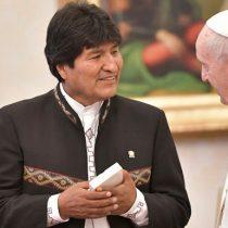 Morales dice que el Papa se