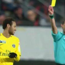 [VIDEO] El feo gesto de Neymar a un jugador rival que fue catalogado como