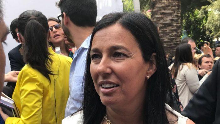 Gran debut de Pauline Kantor: envió el perfil de todo el  gabinete a sus clientes antes que fuera designada como ministra de Deportes
