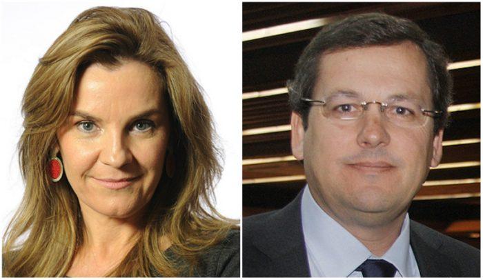 La relación sentimental que une a la futura ministra de Cultura con Cristián Bofill, el jefe de prensa de Canal 13