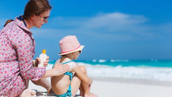 Cinco consejos para el cuidado de la piel en verano