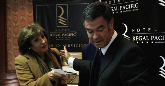 Ossandón le sigue penando a Pilar Molina: hoy citada a declarar como testigo