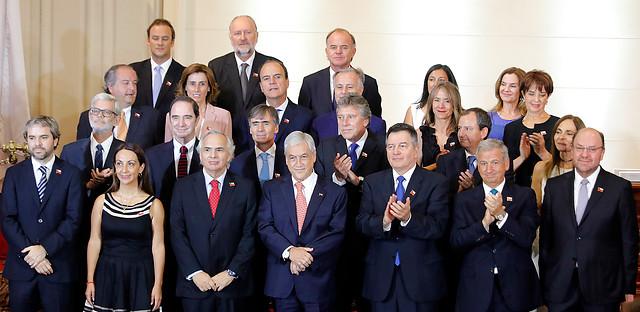 Fideicomiso para Sebastián Piñera y todos sus compañeros