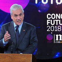 [VIDEO] Piñericosa intergaláctica: Sebastián Piñera inventa el planeta
