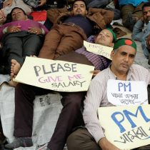 [VIDEO] Cientos de profesores en huelga de hambre por salarios dignos en Bangladesh