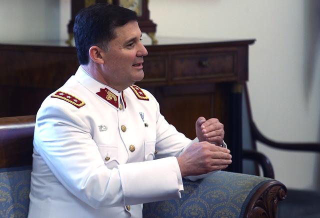 La semana más negra para el comandante en Jefe Ricardo Martínez