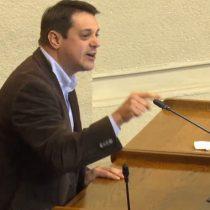 [VIDEO] Un indignado Gaspar Rivas le manda un mensaje a Andrés Zaldívar tras su nuevo puesto: