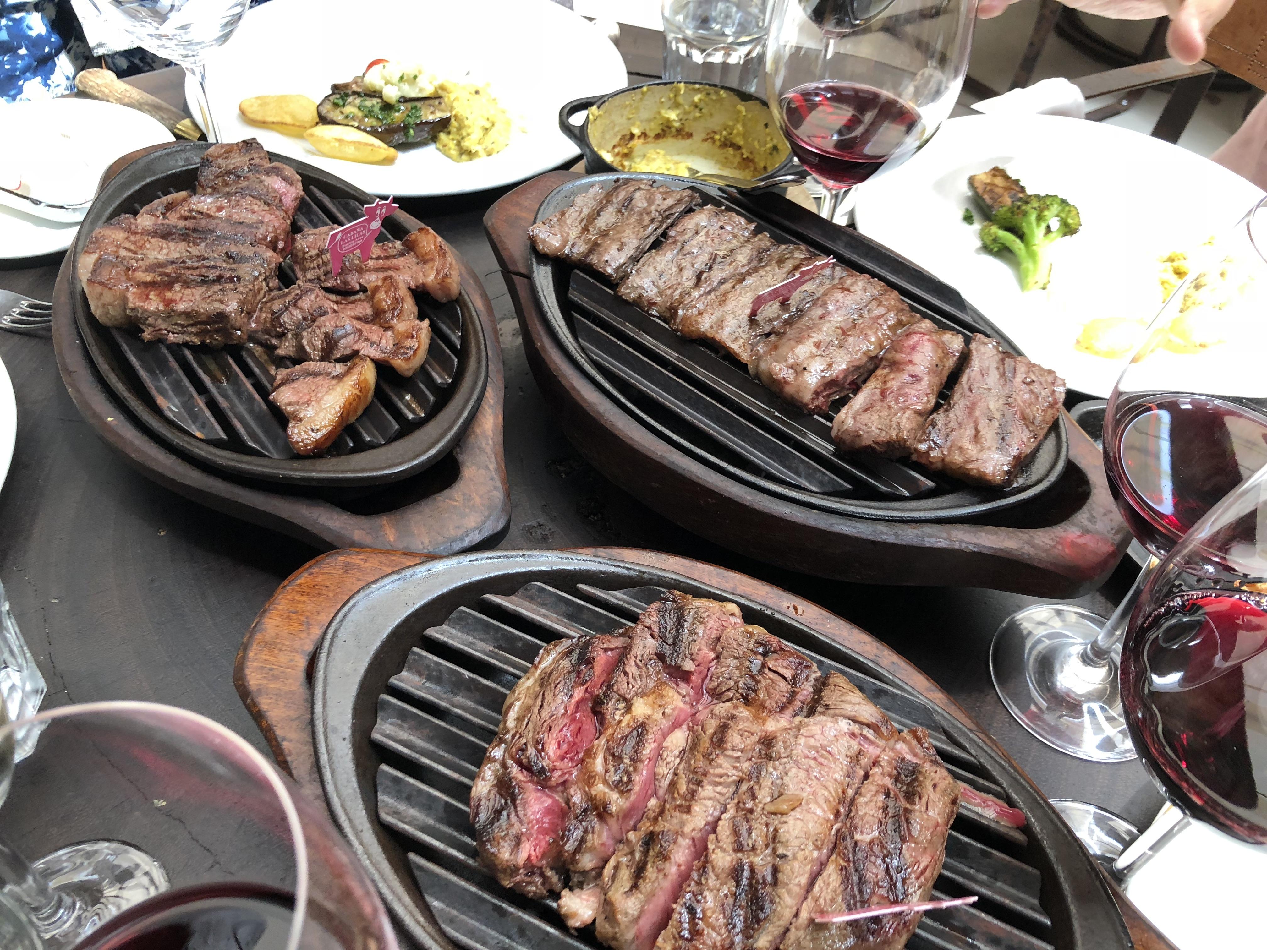 Rubaiyat, el rey indiscutido de los restaurantes de carnes