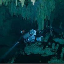 [VIDEO] Cómo es Sac Actun, la cueva inundada en México que se ha convertido en la más grande del mundo