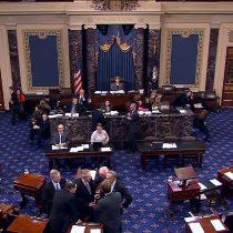 Senado de EE.UU. llega a un acuerdo para poner fin al cierre del Gobierno