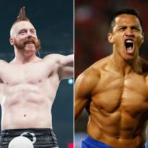 [VIDEO] Rumbo a Wrestlemania: estrella de la WWE destroza a Alexis Sánchez tras su fichaje por el Manchester United
