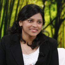 """Shree Bose, la joven genio del Congreso Futuro: """"Todas las mujeres debemos luchar para poder inspirar a otras"""""""