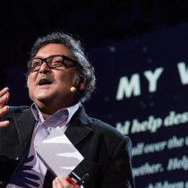 Experto indio Sugata Mitra propone en Chile orientar la educación