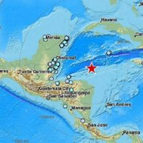 Terremoto sacude las costas de Honduras y provoca una alerta de tsunami