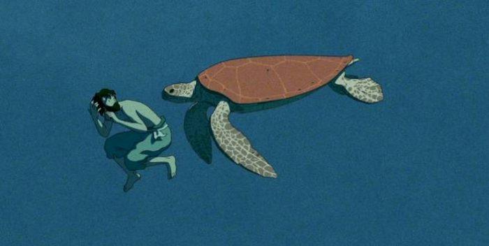 Función gratuita película «La tortuga roja» en Museo Regional Araucanía, Temuco