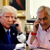 Sebastián Piñera se reunirá con Donald Trump en Washington