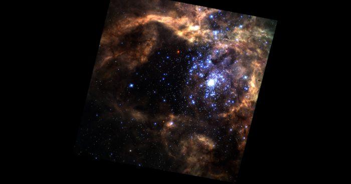 Astrónomos descubren que los primeros momentos del universo no eran como pensábamos