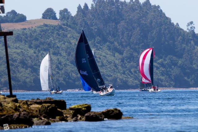 Regata Chiloé Santander premió a sus campeones