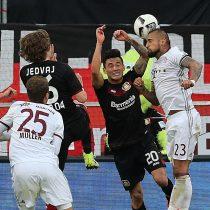 [VIDEO] El duelo monárquico: Bundesliga calienta el partido entre Arturo Vidal y Charles Aránguiz