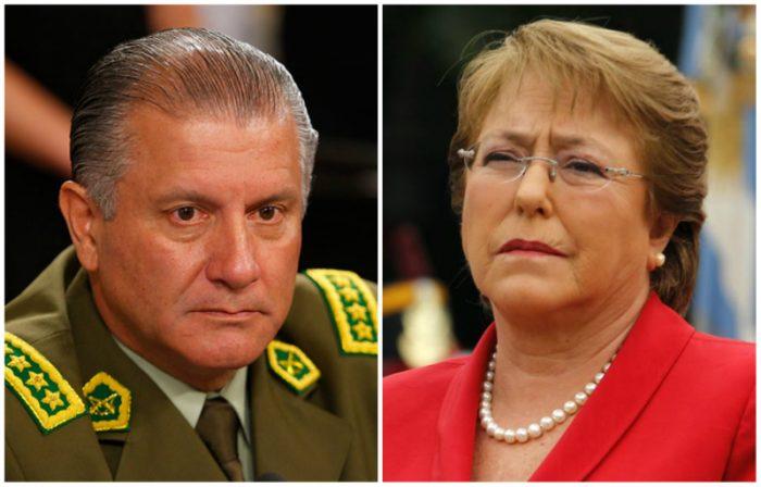 La Moneda sin margen para seguir sosteniendo al general Villalobos