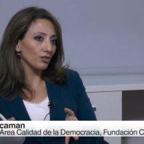 [VIDEO] Viviana Giacaman sobre la reivindicación feminista: