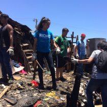 Techo-Chile se moviliza para construir en Chaitén y se pone a disposición ante cualquier emergencia que se desarrolle durante el verano