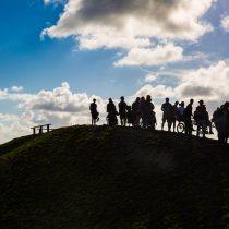 Wheel the World deja su huella en Rapa Nui y se apronta a nuevos destinos de inclusión turística para el 2018
