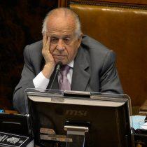 Y Zaldívar todavía estaba allí: Senado aprueba nombres para integrar Consejo de Asignaciones Parlamentarias