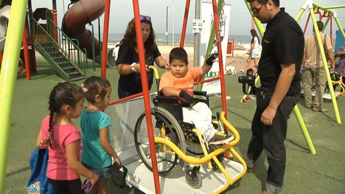 Ecuatoriana transforma en cuento las experiencias de un parque inclusivo