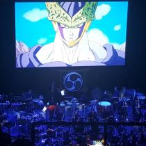 """""""Dragon Ball Sinfónico"""" un espectáculo que reúne música y animación"""