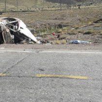 Conductor del bus accidentado en Mendoza es formalizado por