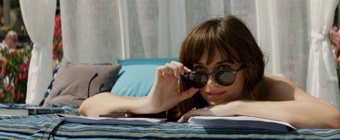 Dakota Johnson sobre 50 Sombras: «Anastasia es un gran ejemplo y modelo para las mujeres jóvenes»