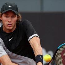 Nicolás Jarry derrotó a uruguayo Cuevas y llega a su primera semifinal ATP