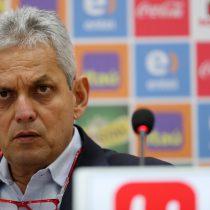 Reinaldo Rueda apunta sus dardos a Juan Antonio Pizzi tras fracaso: