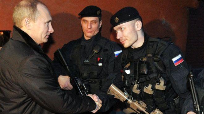 Qué es el FSB, la agencia de espías de élite de Rusia y por qué acumula tanto poder