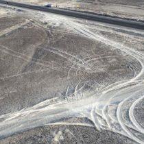 La indignación que causó en Perú el camión que dañó las milenarias Líneas de Nazca