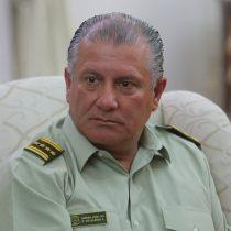Operación Huracán: Villalobos declara como testigo en la Escuela de Carabineros
