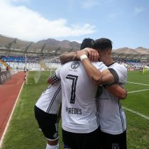Debut de campeón: Colo Colo comienza su defensa del título derrotando en un complicado partido a Antofagasta