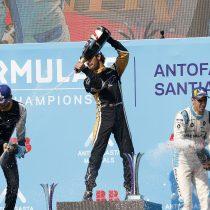 El francés Jean-Eric Vergne se adjudica la histórica etapa de la Fórmula E en Chile
