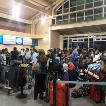 Llegan a Santiago pasajeros varados en República Dominicana por retraso en vuelo de LAW