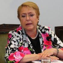 """Bachelet sobre el cierre de Punta Peuco: """"Quedan cinco días y yo no hago anuncios por la prensa"""""""