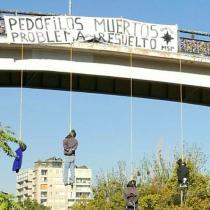 Manifestación exige pena de muerte: