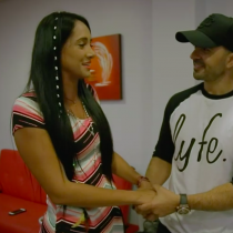 Ximena Suárez, sobreviviente de la tragedia del Chapecoense volvió a volar para conocer a Luis Fonsi