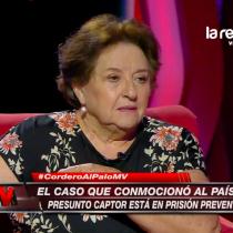 Dra. Cordero otra vez: Indignación en redes sociales por dichos sobre niña secuestrada en Licantén