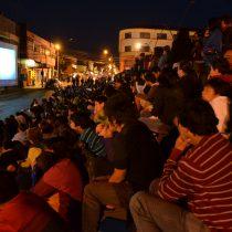 Muestra de cine gratuito al aire libre en Ancud