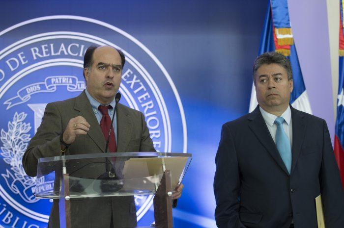El diálogo venezolano concluye sin acuerdo y entra en receso