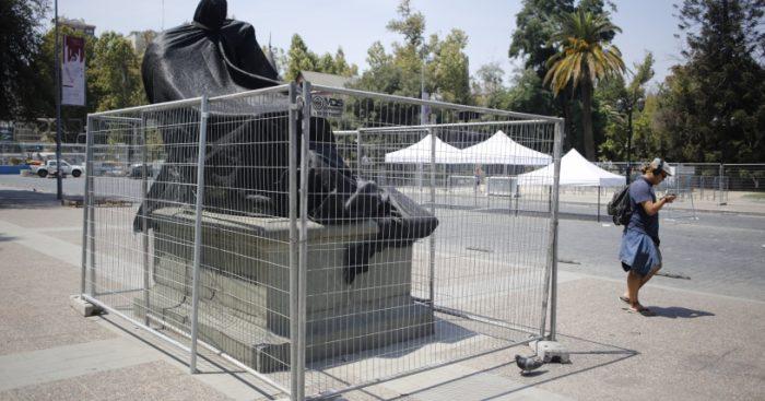 Asociación gremial de arte critica duramente los daños ocasionados a estatua en carrera de Fórmula E