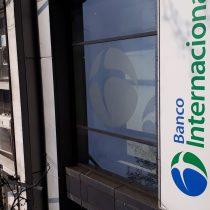 Matriz del Banco Internacional deja el centro de Santiago por las nuevas oficinas del edificio corporativo de la CChC